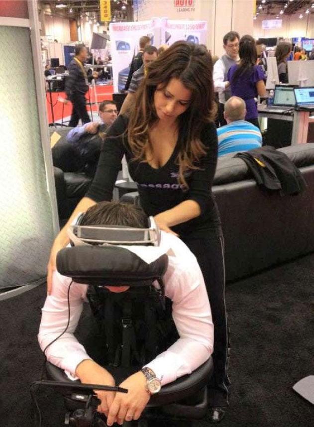 Convention massage